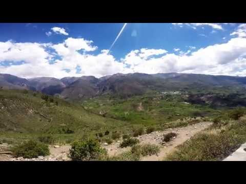 cook-and-travel.pl - Peru - Reg. Arequipa - Canyon Colca - 2015 GoPro