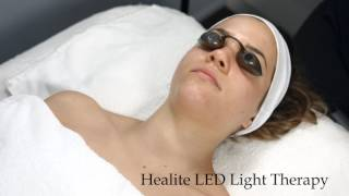 Healite Treatment - LED Light Facial by SANCTUARY SKIN CARE AND BEAUTY