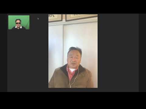 原美軍太平洋艦隊翻譯中華民國史學研究專家楊海平說520蔡英文再次登記民國總統和平對等民主對話 - YouTube
