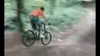 /Air-Jump/ : saut au trou du renard
