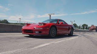 homepage tile video photo for 1999 Acura NSX Zanardi Edition at Lightning Lap 2019