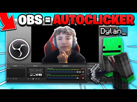 Famous Youtuber uses OBS AUTOCLICKER to Troll Staff members!