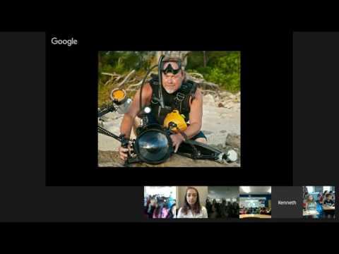 Explorer Classroom | Kenny Broad: Cave and Blue Hole Explorer