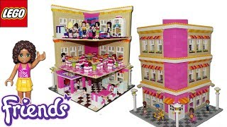 Lego Friends Restaurant by Misty Brick.