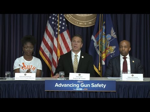 Bill To Remove Guns From Troubled Students' Homes Pushed By Cuomo