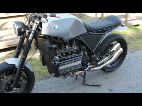 BMW K1100rs - The Flying Brick Reborn