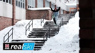 Mike Hornbeck: Real Ski 2018 | X Games