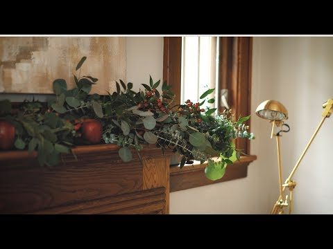 Fiskars® - DIY Greenery Garland: Learn How to Make a Eucalyptus Garland