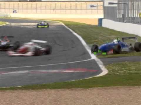 2006 Spanish F3 Championship at Magny Cours Race1