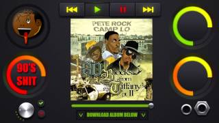 Pete Rock - 80 Blocks From Tiffany