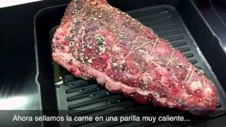 Preparamos Roast-Beef de Tapilla de Ternera