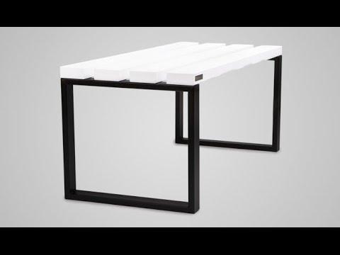 Locker Room Benches Ideas - YouTube