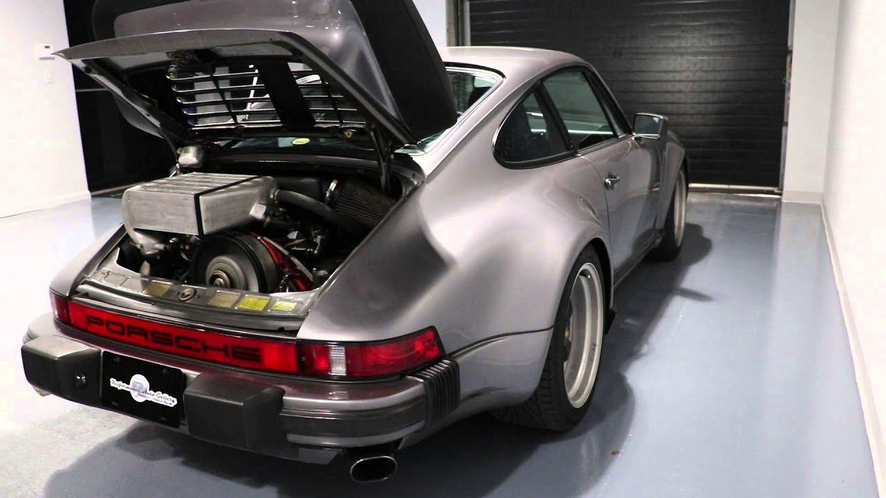 performance auto gallery 1986 porsche 911 turbo 930. Black Bedroom Furniture Sets. Home Design Ideas
