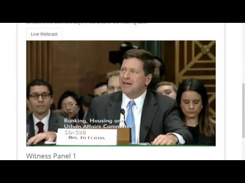 CRYPTO CURRENCY United States SEC Hearing. Future of ICOs, Exchanges and regulations