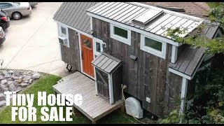 Luxury Tiny House For Sale Huge Loft