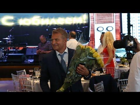 День рождения Леонида Агутина в ресторане Backstage - Смотреть видео без ограничений