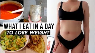 What I Ate Today! How I Lost 35 Pounds
