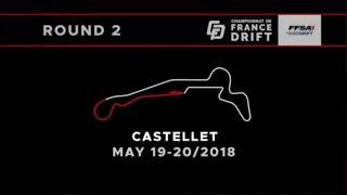 Championnat de france de drift en direct