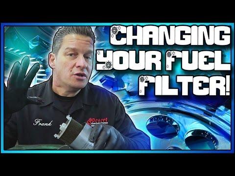 Fuel Filter VW