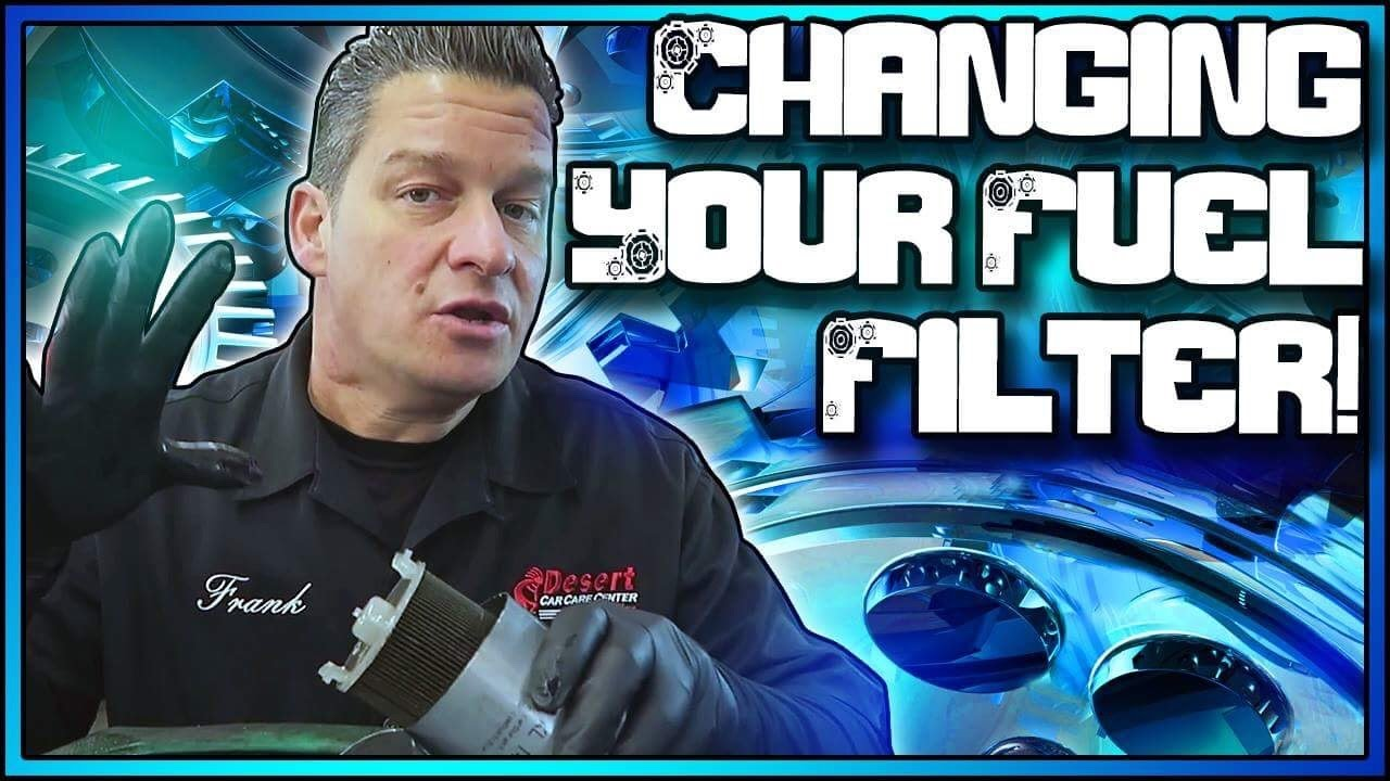 Fuel Filter Vw Youtube 2007 Fit