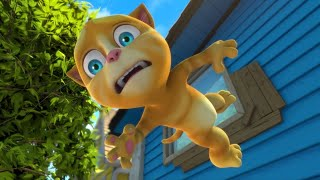 Hank, el imaginado - Talking Tom and Friends (Episodio 14 - Temporada 1)