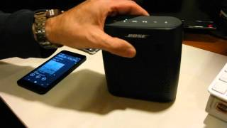 Unboxing and Review: Bose SoundLink Color Bluetooth Speaker Black