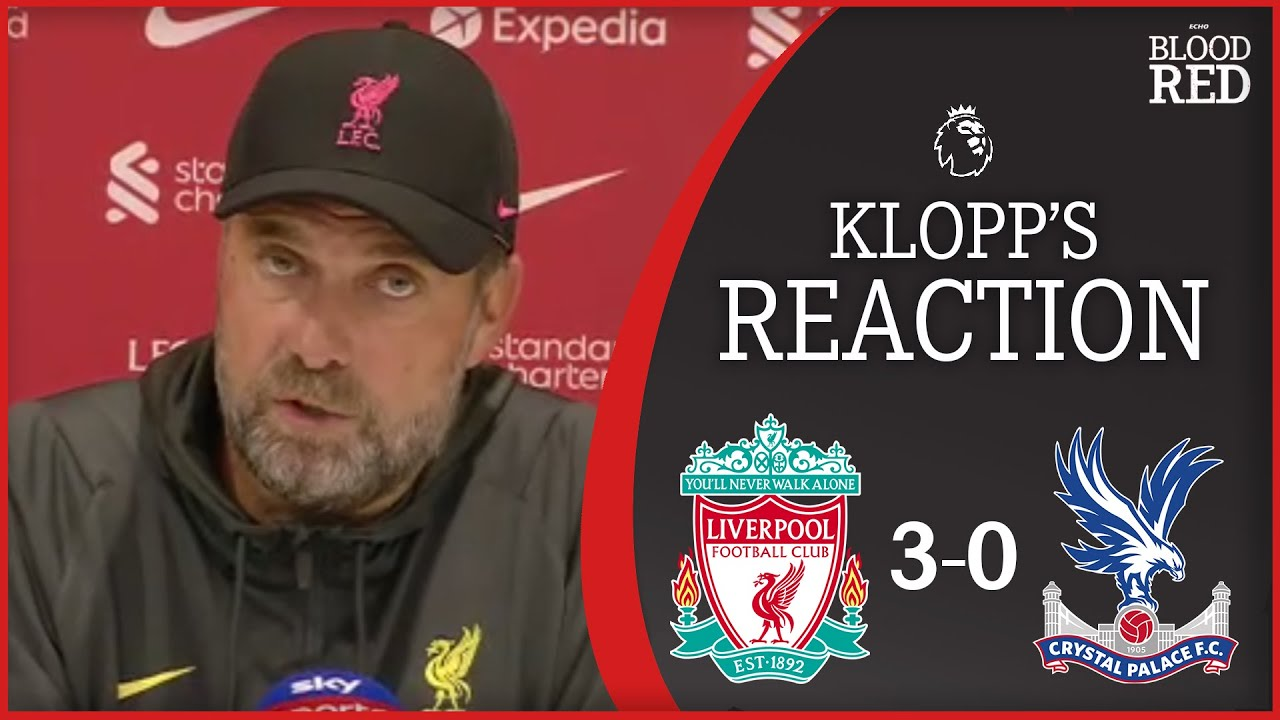 Download 'Hard-Fought Win'   Jurgen Klopp Press Conference   Liverpool 3-0 Crystal Palace