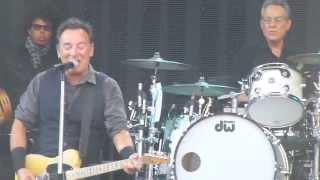 Bruce Springsteen 2013-06-18 Glasgow - Jole Blon