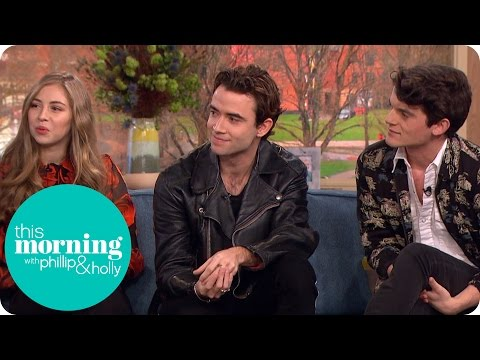 The Halcyon Cast Are Hoping to Give Viewers a Downton Fix | This Morning