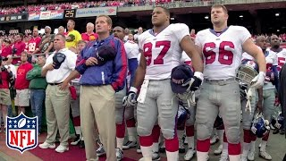 Playing for New York City | Timeline: 9/11 | NFL Films