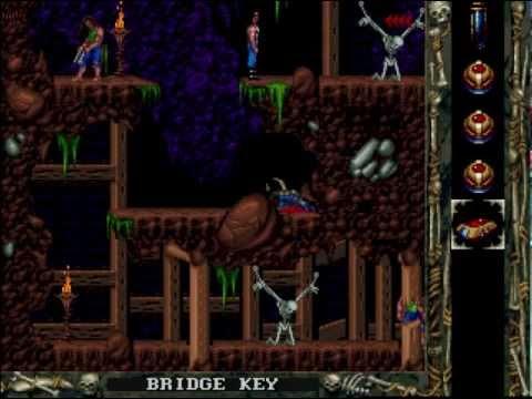 Blackthorne (Blizzard Entertainment) (1994) - Stage 1 Level 1/4 [HD]