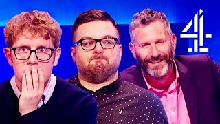 """""""Peppa Pig is an A**ehole!"""" This is What Makes Alex Brooker Angry   The Last Leg"""