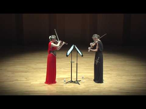 Retorica (Harriet Mackenzie, Philippa Mo - violins) Arirang, Seoul Arts Center Encore