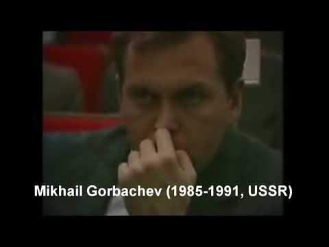 Voices of Russian Leaders (since 1894) / Голоса всех Российских Лидеров (с 1894 года)