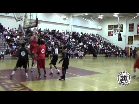 Basketball Tournament Highlights #01 at Osgood Shootout 2012 New Britain, CT