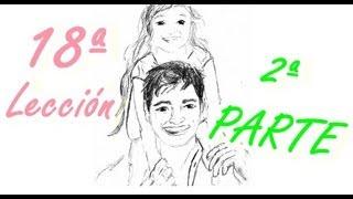 APRENDE A DIBUJAR, ES FÁCIL! 18ª Lección/ 2ª PARTE! - Padre e hija/ Learn to draw! - Leccion 18