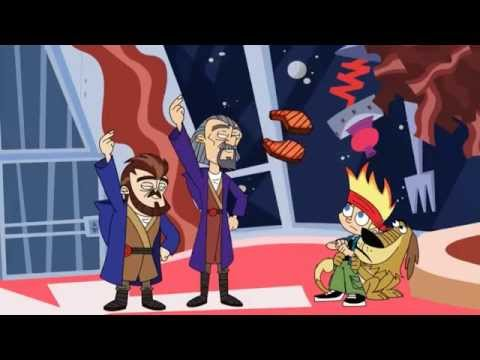 Johnny Test Season 5:  How to Become a John-i Knight