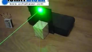 pointeur laser vert surpuissant