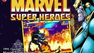 Marvel Super Heroes (Arcade)