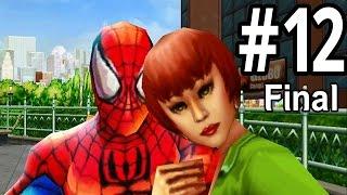 Ultimate Spider-Man: Total Mayhem | iPhone | Gameplay Walkthrough Part 12: Final Episode