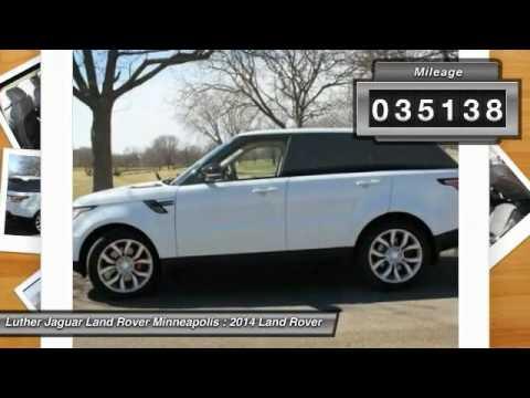 2014 Land Rover Range Rover Sport Minneapolis, Golden Valley, St ...