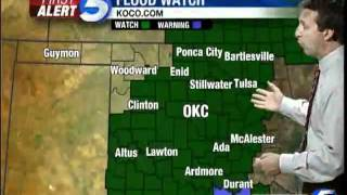 KOCO.com 2:30 P.M. Weather Update