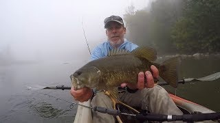 2019-10-11 A 40 Smallie Day on the South Fork Shenandoah River