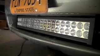 "WIRING MY 24"" LED LIGHT BAR"