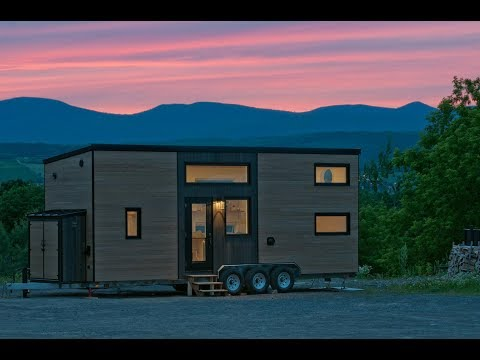 The Acacia, New tiny house design!