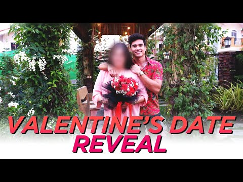 Valentines date REVEAL! (Di ako mag isa ngayong valentines day) | Marco Gumabao