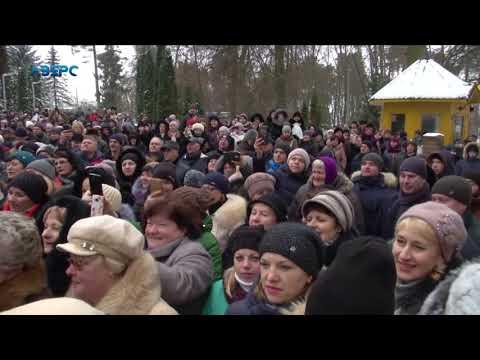 ТРК Аверс: Святе і грішне – парад лицемірства і брехні: «Томос-тур» Президента у Здолбунові