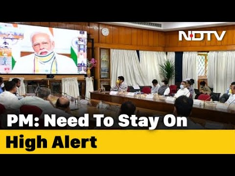 """People's Will,"" PM Tells Chief Ministers On Easing Lockdown Curbs"