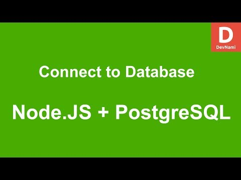 node.js-how-to-connect-to-postgresql-database