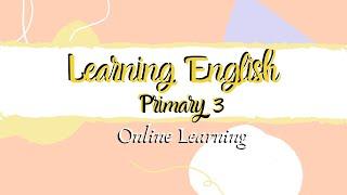 Publication Date: 2020-03-10 | Video Title: 【停課不停學】小學三年級英文科 網上自主學習 ─ Readi
